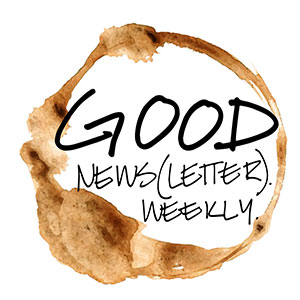 Good Newsletter Weekly Logo